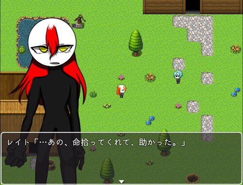 弌の賊の話~火の子と殺人鬼~ Game Screen Shot3