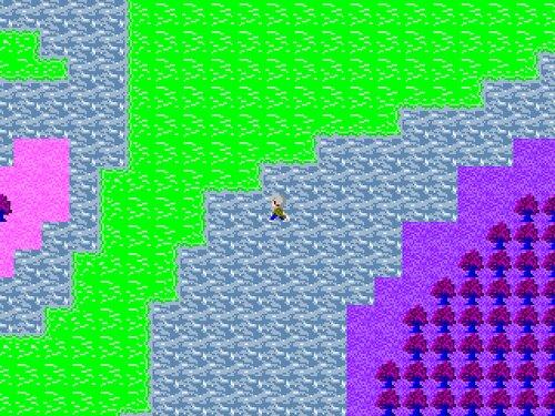 エウォーナの冒険 Game Screen Shot5