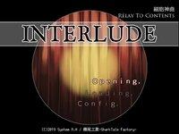 細胞神曲-RTC「幕間-Interlude-」のゲーム画面