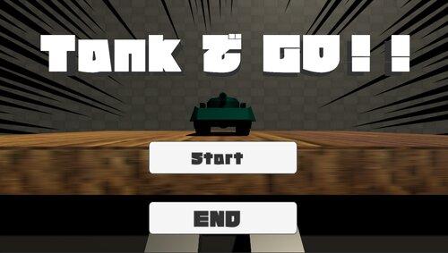 TankでGO!! Game Screen Shots