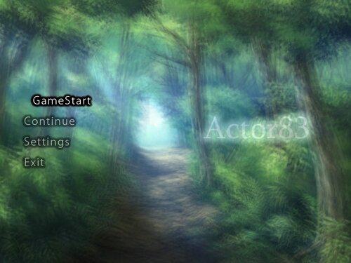 Actor83 Game Screen Shot3