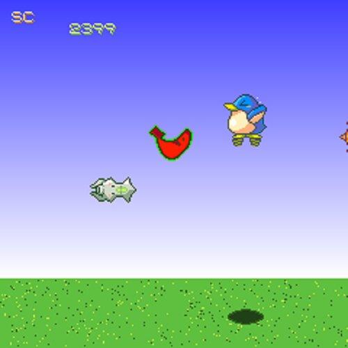 ぷぅたHopper Game Screen Shot1