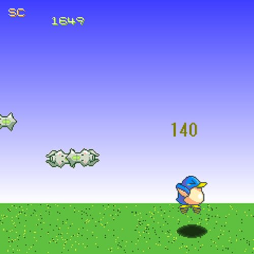 ぷぅたHopper Game Screen Shot2