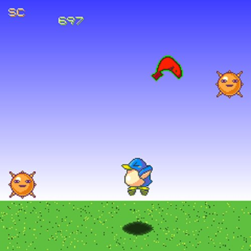 ぷぅたHopper Game Screen Shot3