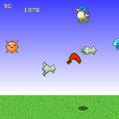 ぷぅたHopper Game Screen Shot5
