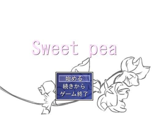 Sweet pea Game Screen Shots