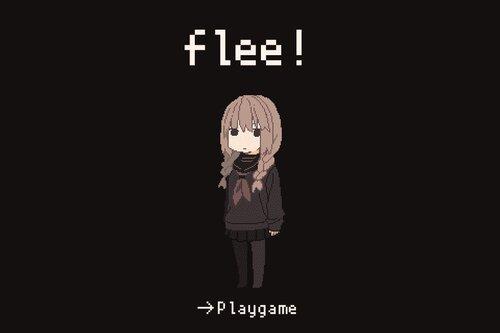 flee!(ヒント追加しました) Game Screen Shots