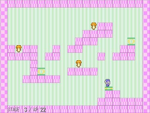 ウルファールと妖精さん Game Screen Shot1
