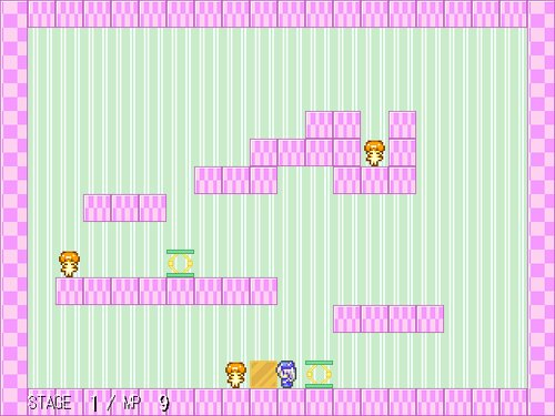 ウルファールと妖精さん Game Screen Shot2