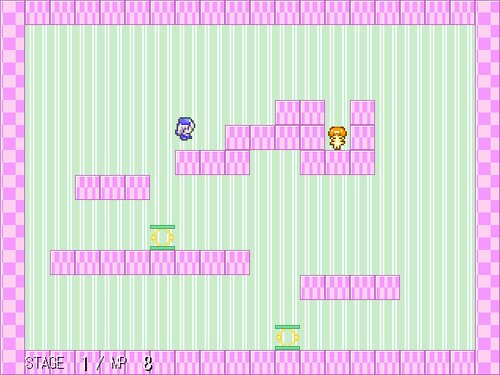 ウルファールと妖精さん Game Screen Shot3