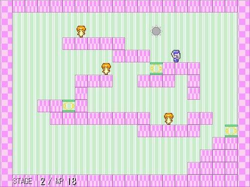 ウルファールと妖精さん Game Screen Shot4