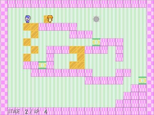 ウルファールと妖精さん Game Screen Shots