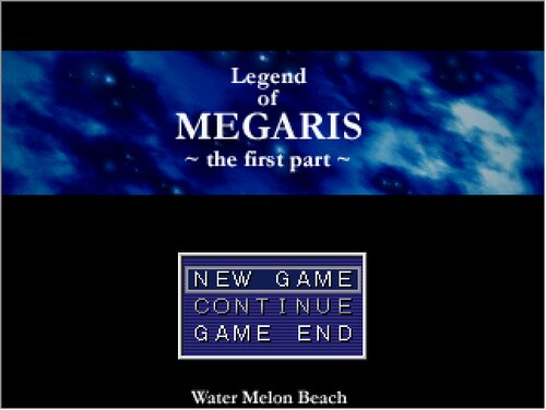 Legend of MEGARIS Game Screen Shot