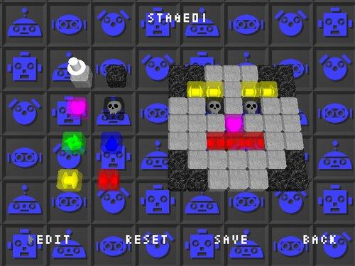 BLOCK BREAKERS Game Screen Shot4