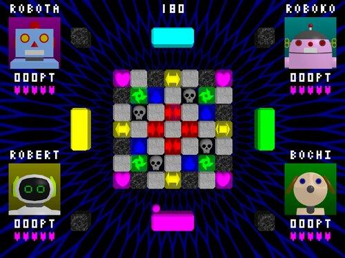 BLOCK BREAKERS Game Screen Shots