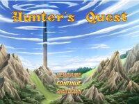 Hunter's  Questのゲーム画面