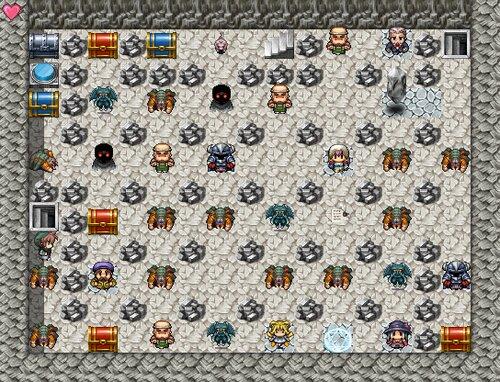 双子魔道士がもりもり強くなって楽しいRPG Game Screen Shot4
