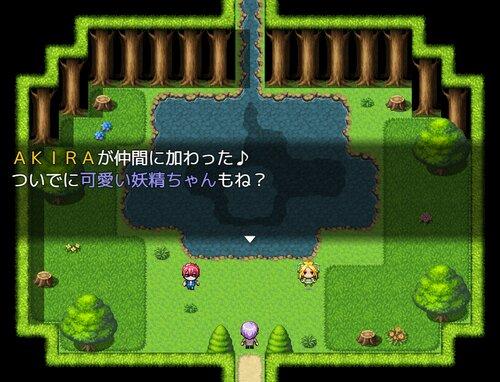 オカマ☆ロックンロール Game Screen Shots