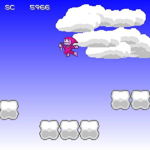 忍法跳弐段 Game Screen Shot1