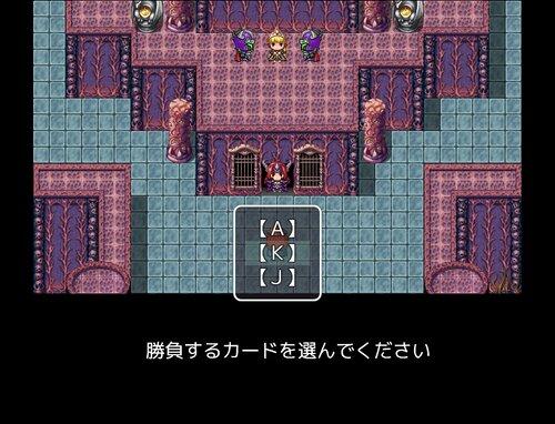 AKJカード Game Screen Shots
