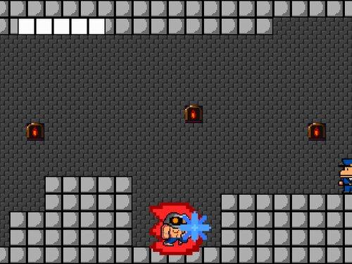 突撃! 囚人くん Game Screen Shot3