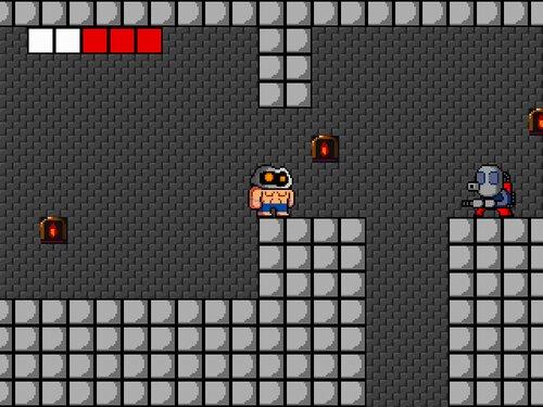 突撃! 囚人くん Game Screen Shot5