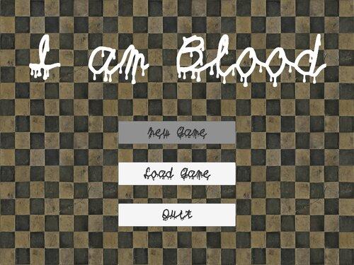 I am Blood Game Screen Shots