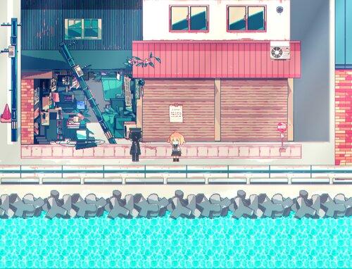 HELLO, HELLO WORLD!(日本語/Eng) Game Screen Shot2