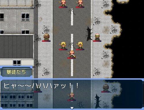GENESIS HERO'S Game Screen Shot2