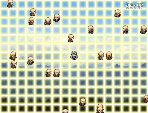 ゲキむず避けゲー Game Screen Shot