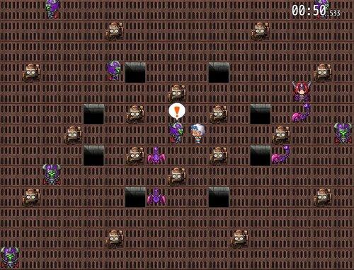 ガチンコ☆ばあさん Game Screen Shot4