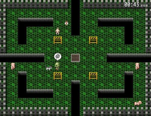 オーク☆カニバリズム Game Screen Shot5