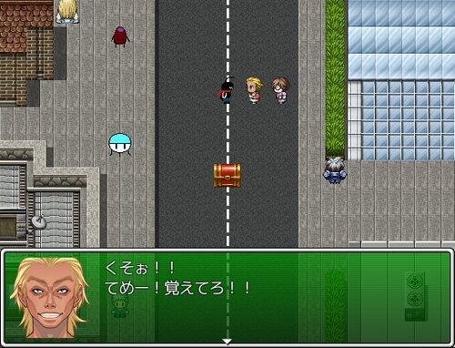 黒蟲戦記 Game Screen Shot3