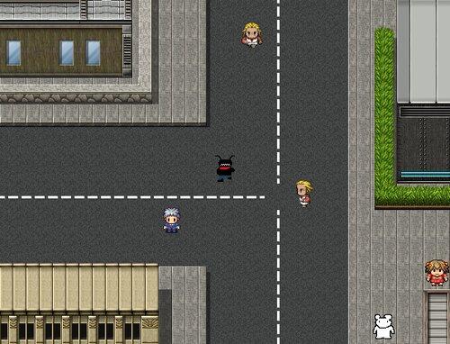 黒蟲戦記 Game Screen Shot4