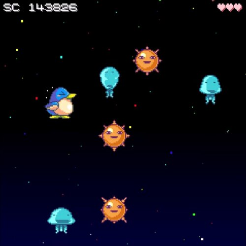 ぷぅたの冒険 REMAKE Game Screen Shot2