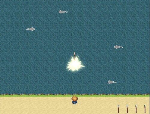 あちまれェ!ホット島 Game Screen Shot2