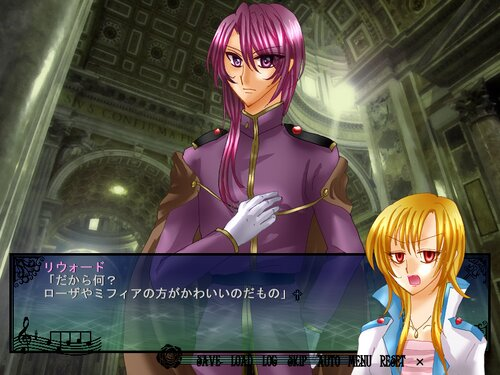 真夜中のMelodiousChapel-Remake- Game Screen Shot2