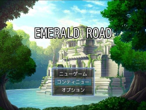 EMERALD ROAD Game Screen Shot