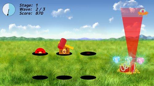 もぐらんぶる Game Screen Shot1
