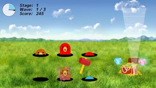 もぐらんぶる Game Screen Shot2