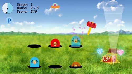 もぐらんぶる Game Screen Shot5