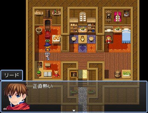 RPGツクールMZ買いました Game Screen Shot3