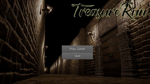 TreasureRun Game Screen Shot