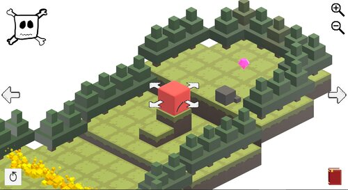 しかくいやつ2 Game Screen Shot2