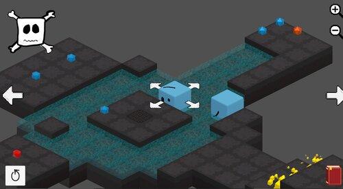 しかくいやつ2 Game Screen Shot3