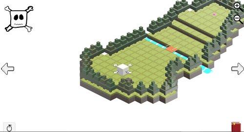 しかくいやつ2 Game Screen Shot4