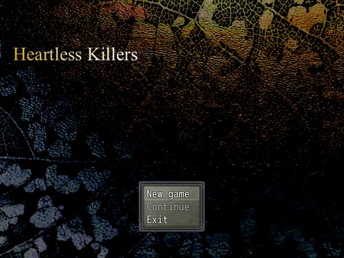 Heartless Killers Game Screen Shots