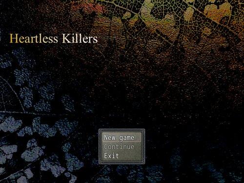 Heartless Killers Game Screen Shots