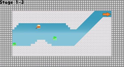 Chikuwacky Game Screen Shot1