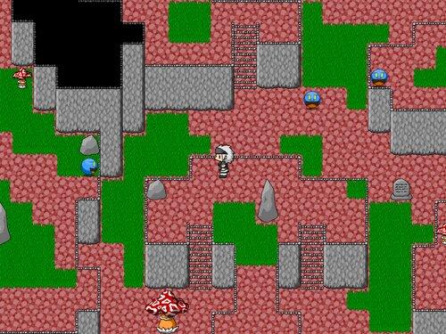 封獄のモノクローム Game Screen Shot2